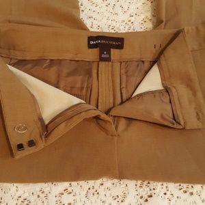 Dana Buchman tan pants